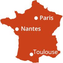 Agence web Paris Nantes Toulouse